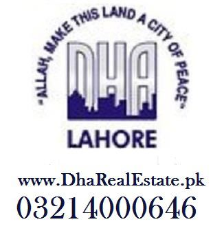 Latest Property Plots Prices in DHA Lahore All Phases