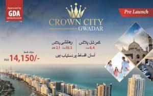 CROWN CITY GWADAR