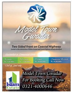 Gwadar Latest Development News Model Town Gwadar Housing GDA Approved Housing Scheme