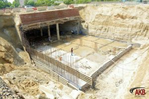 DHA Phase 5 Sector M underpass development update
