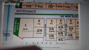 Ideal Location 4Kanal Plot for Sale Executive lodges bahria town Lahore