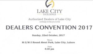 Lake city Lahore Raivind Road latest News updates Lake city Dealers convention on 22nd October 2017