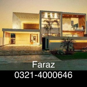 2Kanal fully Furnished House for Sale at very attractive Market Less Price in Dha Phase VIII (Park View ) Lahore
