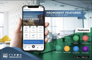 DHA Lahore Latest News Dha Lahoreain office complex Launched it's on digital app for the thier clients and Residents DHA Lahore news Updates Ultimate Living Digitalized