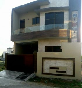 Brand new 5marla luxurious House for sale: 148-C, Bankers cooperative society, Lahore